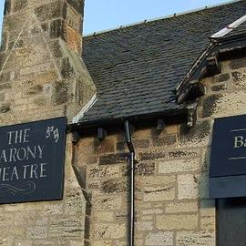 The Barony Theatre, Bo'ness, one of the best community run theatres in Scotland