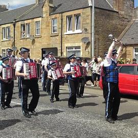 Forthbridges Accordion Band