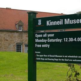 The Friends of Kinneil - a charity supporting Kinneil House, Woods and Estate